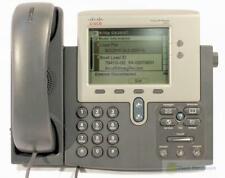 Cisco CP-7941G-GE 7941G-GE IP Phone Gigabit VoIP PoE SCCP