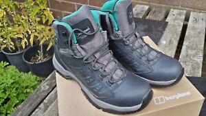 Pair of Berghaus expeditor ridge 2.0 womens Walking Boots - Size 6.5