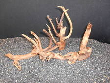 SINKING SPIDER WOOD ALL NATURAL PACKAGE AQUARIUM TREE DISPLAY PLANTS REPTILE