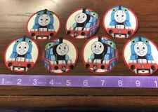 Thomas the Train Tank Engine  Fabric Iron On Appliques style #6