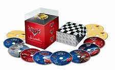 Cars 3-Movie Collector's Set: Limited Edition - (Blu-ray 2D/3D + Blu-ray + DVD)
