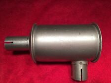 MUFFLER FOR KOHLER,TECUMSEH OR BRIGGS AND STRATTON Inlet & outlet are reversible