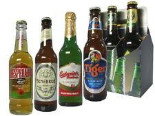 Bier aus aller Welt Probier Geschenk Party Biergeschenk Set Mix Bierprobe Paket1