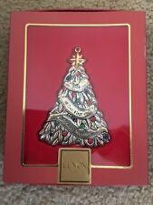 2006 Lenox Our First Christmas Tree Ornament #760690, Nib