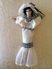 Victorian Fancy Lady Bean Bag Doll by Wayne Kleski Katherine's Collection