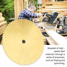80mm 70 Teeth HSS Circular Saw Blade Cutting Disc For Metal Woodworking Grinding