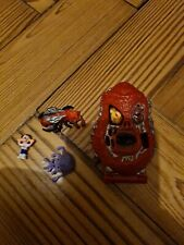 Mighty Max Vintage Bluebird Horror Heads Lava Beast Complete