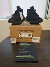 New listing yeezy boost 350 v2 oreo Size 9.5 VINTAGE W/BOX BY1604 100% authentic [read*]