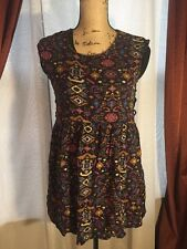 FOREVER 21 CONTEMPORARY ABSTRACT PRINT Dress Medium
