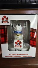 Don Cherry The Official Blue Bobblehead Figure