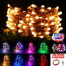 USB Plug In 10M 100 LEDs Fairy String Micro Copper Wire Lights CHRISTMAS Wedding