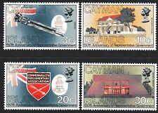 Cayman Islands 1982 Representative Government set of 4 MUH