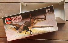 Airfix Box Of Model Empty Lockheed Hudson I Scale / Ladder 1/72