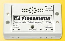 VIESSMANN 5556 módulo de sonido Paso a nivel # NUEVO EN EMB. orig. #