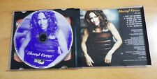SHERYL CROW Tuesday night music club + CD LIVE ACOUSTIC IN SPAIN 2 CD SET RAREST