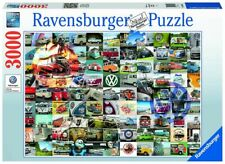 99 VW Bulli Moments 3000 Pièces de Puzzle Ravensburger