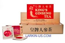 King's Instant Ginseng Tea - 100 Count each box - FREE Shipping