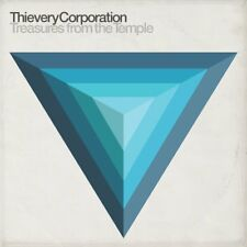 Thievery Corporation - Treasures From The Template  LP Vinile  Nuovo Sigillato