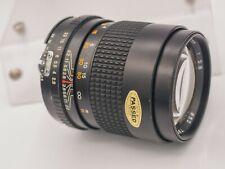 Dejur 135mm F2.8 Nikon AI Mount Prime Lens For SLR & Mirrorless Cameras