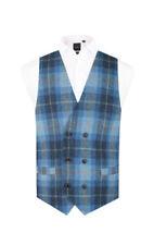 Harris Tweed Waistcoats for Men's Woolen