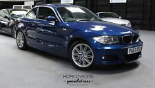 BMW 123D M-Sport Coupe 2008 (57) Feb **Finance Available**Good Service History**
