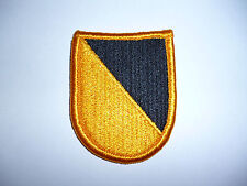 US ARMY BERET BACKING FLASH 3