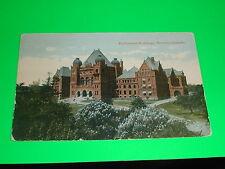 Parliament Buildings, Toronto Ontario Canada Postcard