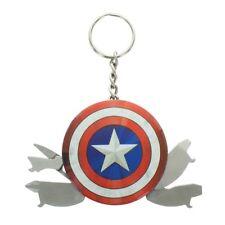 Portachiavi Marvel Avengers Captain America Shield Multi Tool Keychain Paladone
