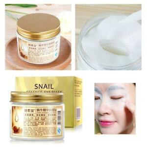 80 Pcs Snail Essence Hydrating Hyaluronic Acid Beauty Eye Sheet Mask E6B4
