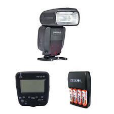 Yongnuo YN600EX-RT Flash TTL HSS For Canon Wireless Transmitter YN-E3-RT YN600EX