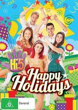 Hi-5: Happy Holidays! NEW R4 DVD
