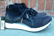 release date: 50323 7143e Adidas UltraBoost X All Terrain LTD Size 6.5 Womens Black Tech Rust CG3009