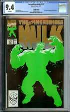 INCREDIBLE HULK #377 CGC 9.4 WHITE PAGES // 2ND PRINT 1991