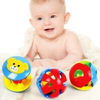 2016 Cute Handbells Musical Developmental Toy Bed Bells Kids Baby Toys Rattle XI