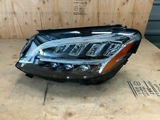 2020 Mercedes C-Class Left LH Side Full LED Headlight 205-906-91-05