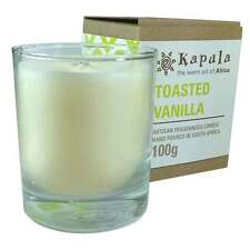 Vanilla Scented Tumbler Candle - Handmade in South Africa - Fair Trade