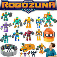 Robozuna Battling Figures, Battle Packs, Mask and more! Fight with your Friends!