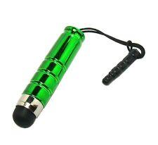 1 x mini lápiz de entrada lápiz Stylus Touch Pen para smartphone Tablet PC PDA verde