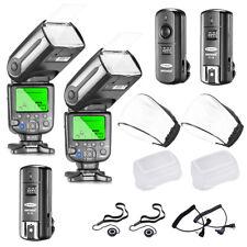 Neewer NW565EX E-TTL Slave Flash Speedlite Kit for Canon DSLR Camera