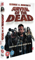 Survival of the Dead DVD (2010) Julian Richings, Romero (DIR) Gift Idea NEW