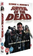 Survival of the Dead DVD (2010) Julian Richings, Romero (DIR) Gift Idea NEW