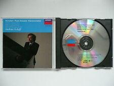 Andras Schiff plays Schubert Piano Sonatas Vol 6 London Decca 440 309 CD