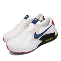 Nike Air Max Excee White Blue Red Black Men Running Shoes Sneakers CD4165-101