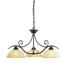 Wofi Lacchino 3-Light Antique Brown Pendant, BNIB, BD, Home, Lighting (N)