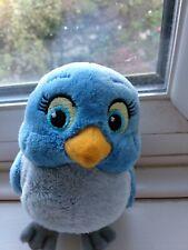 "SOFIA THE FIRST bluebird friend MIA 5"" soft plush toy Disney Junior."