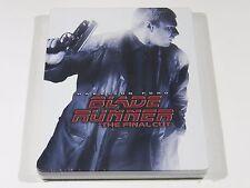 Blade Runner Blu-ray Steelbook [Japan] RARE OOS/OOP Small Dings
