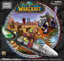 MEGA BLOKS WORLD OF WARCRAFT - WOW - BARRENS CHASE - NEU/OVP