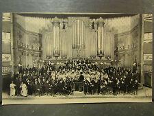 cpa 69 lyon 1920 environ choristes et orchestre
