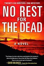 No Rest for the Dead by Sandra Brown, R.L. Stine, Lisa Scottoline, Jeffery Deave
