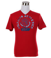 Tommy Hilfiger Men's Short Sleeve V-Neck Printed Tee T-Shirt - $0 Free Ship